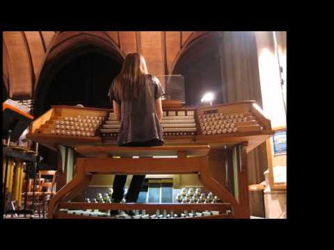 Daria Burlak - Olivier Messiaen - Les deux murailles d