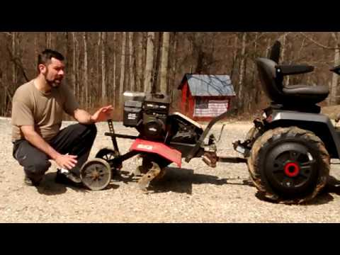A Pull Behind Tiller For Your Riding Mower Review And Features