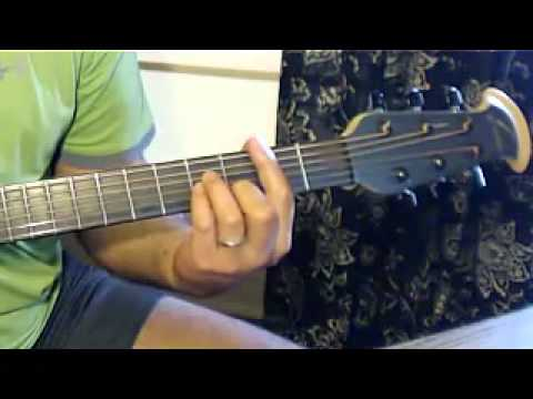 Guitar Tutorial - Some Other Time Alan Parsons Project