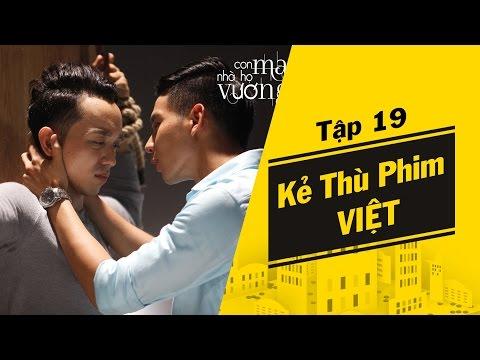 Xem phim Con ma nhà họ Vương - Những kẻ lắm lời - Tập 19 | Kẻ thù phim Việt: Con ma nhà họ Vương