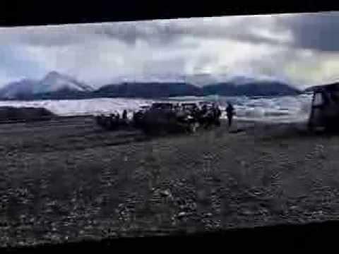 Knik Glacier Alaska ATV ride Dianne Roberson Oct 5, 2013