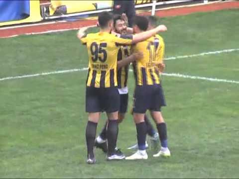 Spor Toto 2.Lig Kırmızı Grup 20.Hafta   Bucaspor'umuz 1-1 Tokatspor Maç Özeti
