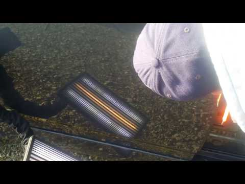 AMAZING IN ACTION DENT REPAIR ~ This guy is good