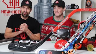 The Best Christmas Gifts for Hockey Players 2019 edition