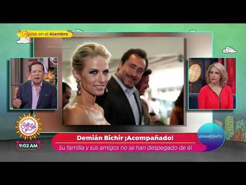 Dan a conocer la causa de muerte de la esposa de Demian Bichir | Sale el Sol