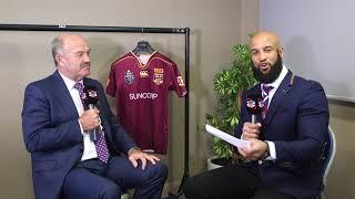 Full Interview: Jamie Jones-Buchanan meets Wally Lewis