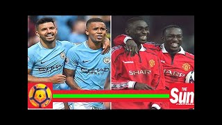 Premier league's greatest strike partnerships: as gabriel jesus forms a lethal link-up with sergio