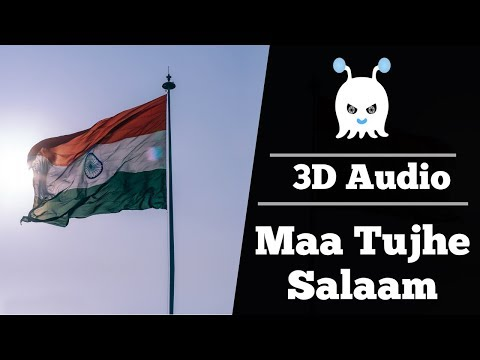 Maa Tujhe Salaam | A.R. Rahman | 3D Audio | Surround Sound | Use Headphones 👾