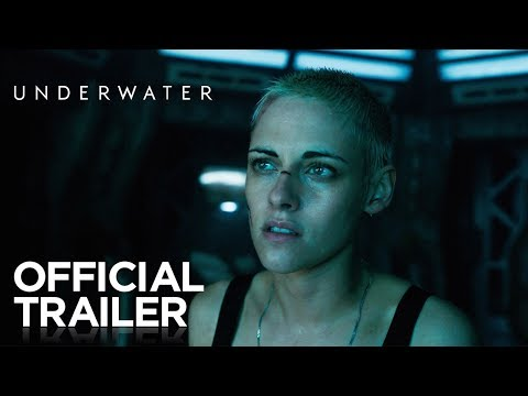 Kristen Stewart Awakens a Subterranean Monster in 'Underwater' Trailer