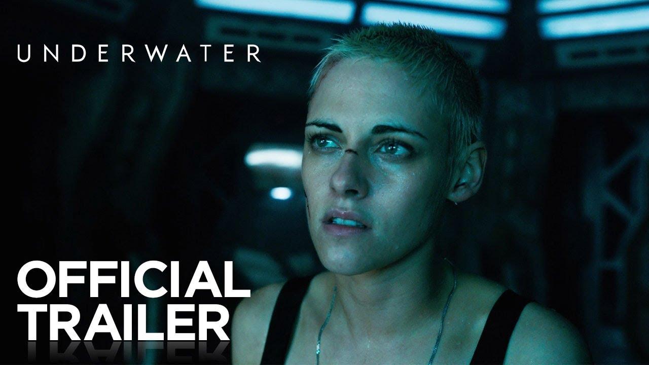 Underwater trailer met Kristen Stewart