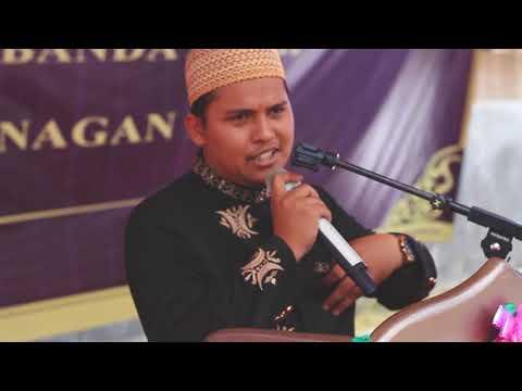 Maulid Akbar Masyarakat Nagan Raya Banda Aceh Tahun 2018