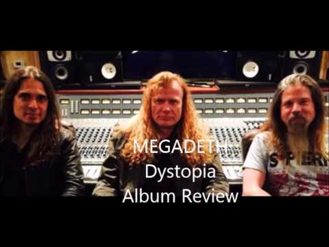 MEGADETH - Dystopia - Full Album Review by RockAndMetalNewz - Welcome Back Megadeth!
