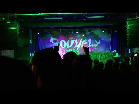 Soulfly live @ The Masquerade Atlanta, GA 2/6/19 (First 3 songs)