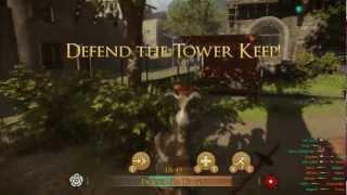 War of the Roses: Kingmaker - Assault on St. Albans + Commentary (Hun)