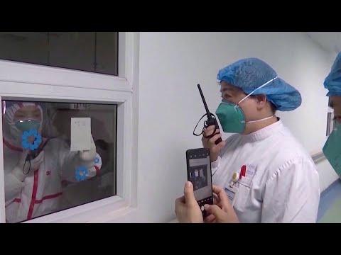 В Китае растет число заразившихся коронавирусом нового типа.