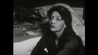 Juliette Greco - Interview (1957)