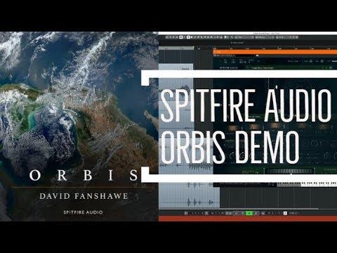 Spitfire   ORBIS DEMO Epic Cinematic Orchestra