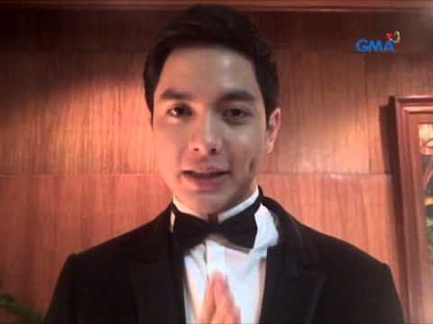 Not Seen on TV: An invite from Alden Richards
