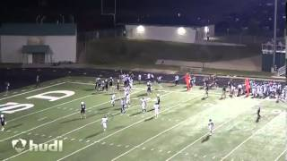 Chase Dawkins #9 - QB 2014 - 1st 3 Games Highlights 2014