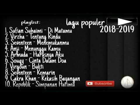 lagu-populer-2018-2019