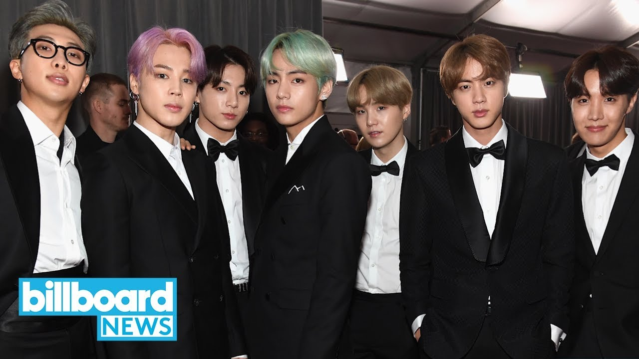 2019 Grammys Red Carpet Fashion: BTS, Camila Cabello, Bebe Rexha, Alicia Keys | Billboard News