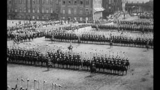 Potsdam 1910 - Frühjahrsparade für den Deutschen Kaiser