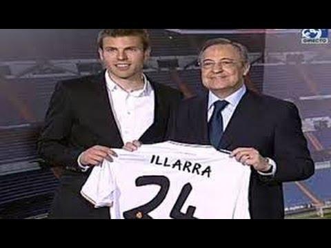 Presentación de Asier Illarramendi en Real Madrid | Illarramendi's presentation on Real Madrid 2013