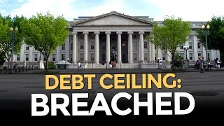 Debt Ceiling Breached - Emergency Measures Ensue. Mike Maloney