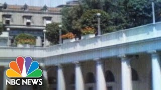 White House In Color: Footage From The 1930's Has Resurfaced | NBC News