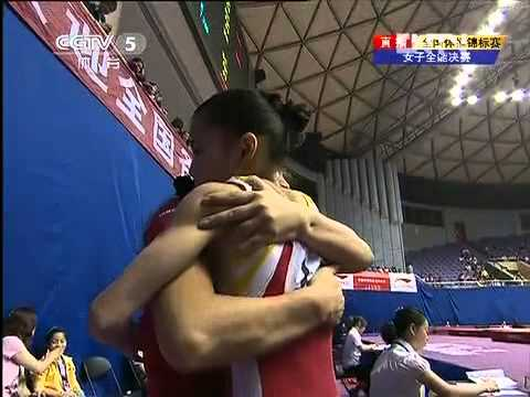 chinese national AA gymnastic 2012 part 3