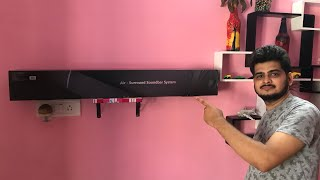 F amp D T180X Bluetooth Speakers UNBOXING AND REVIEW CREATIVEMARCO