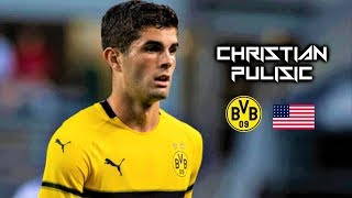 Christian Pulisic 2018-2019 - The Beginning - Skills Goals & Assists