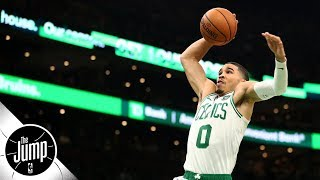 Is Jayson Tatum the Celtics' No. 1 option already? | The Jump