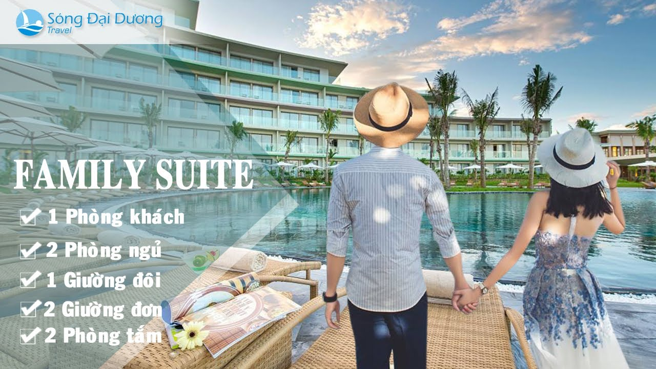 Khám Phá Phòng Family Suite – FLC Luxury Hotel Sầm Sơn | Cực lý tưởng cho đại gia đình