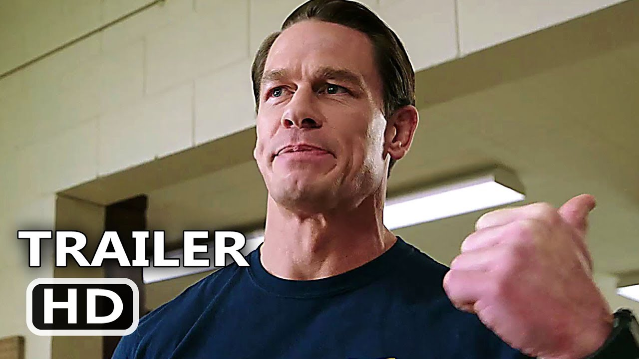 Playing With Fire Trailer 2019 John Cena Comedy Movie