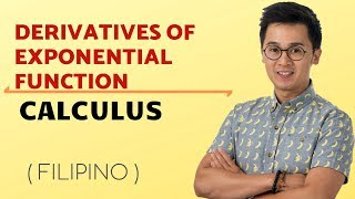 CALCULUS Derivative of Exponential Function in Filipino
