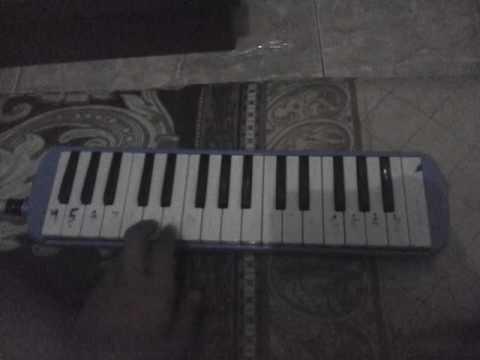 Pianika lagu alan walker alone
