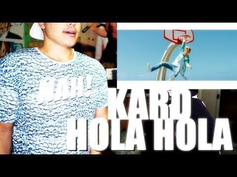 KARD - Hola Hola MV Reaction