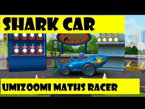Team Umizoomi Maths Racer 9 Watch Geo Milli Bot Race And Solve