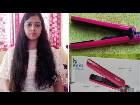 syska-hair-straightener-review-good-or-bad-//mousumi-ripan