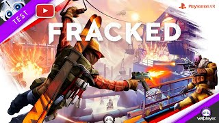 FRACKED [TEST] Que vaut le Blood and Truth Like de NDreams sur PSVR PlayStation VR