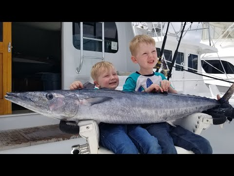 Tuna & Wahoo Catch Clean Cook - Offshore Fishing Outer Banks - Tuna & Wahoo Recipe