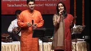 A duet song from film RAJHATH by Anand bahel and Ananya bhaumik