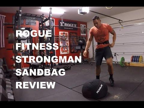 Rogue Fitness Strongman Sandbag Review
