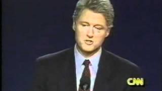 Presidential Debate 1992 #3