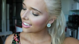 Beautiful Simple Eye Look using UD Naked Palette| BitsOfBeauty Thumbnail