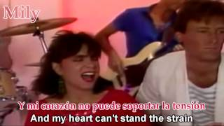 Scandal;Patty Smyth - Goodbye To You Subtitulado español Ingles