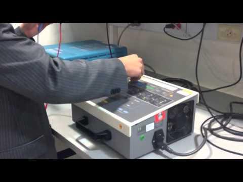 Pruebas basicas RF303