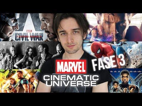 #InfinityWeek (3/3) MARVEL CINEMATIC UNIVERSE: FASE 3 | Lorenzo Signore Recensione