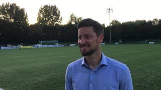 TNS FC 2 Glentoran FC 0 - Post-Match Anthony Limbrick